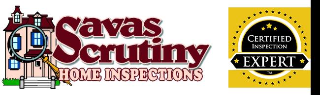 Savas Scrutiny Home inspections